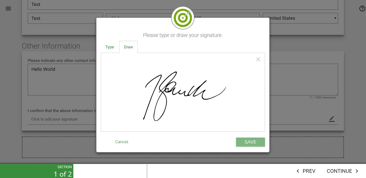 Make Your Firm's Legal Documents e-Signable in PreciseFP